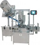 Automatic pick and place type Screw Capping machine