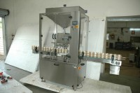 Automatic Cream Filling Machine