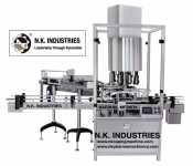 No 1 Capping Machine Manufacturers Ahmedabad